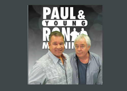Paul and Young Ron