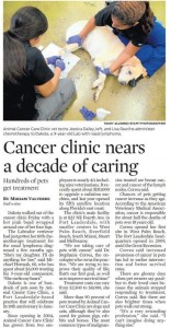 Cancer clinic nears a decade of caring (2)