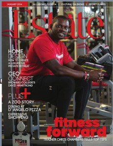 Estate Lifestyle front page Jan 2014 fitness forward (2)